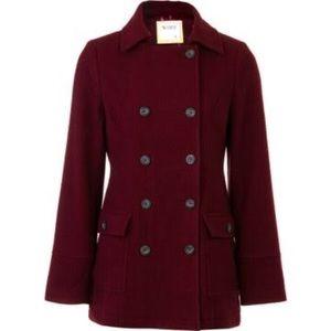Carve Design Wool Griffin Coat